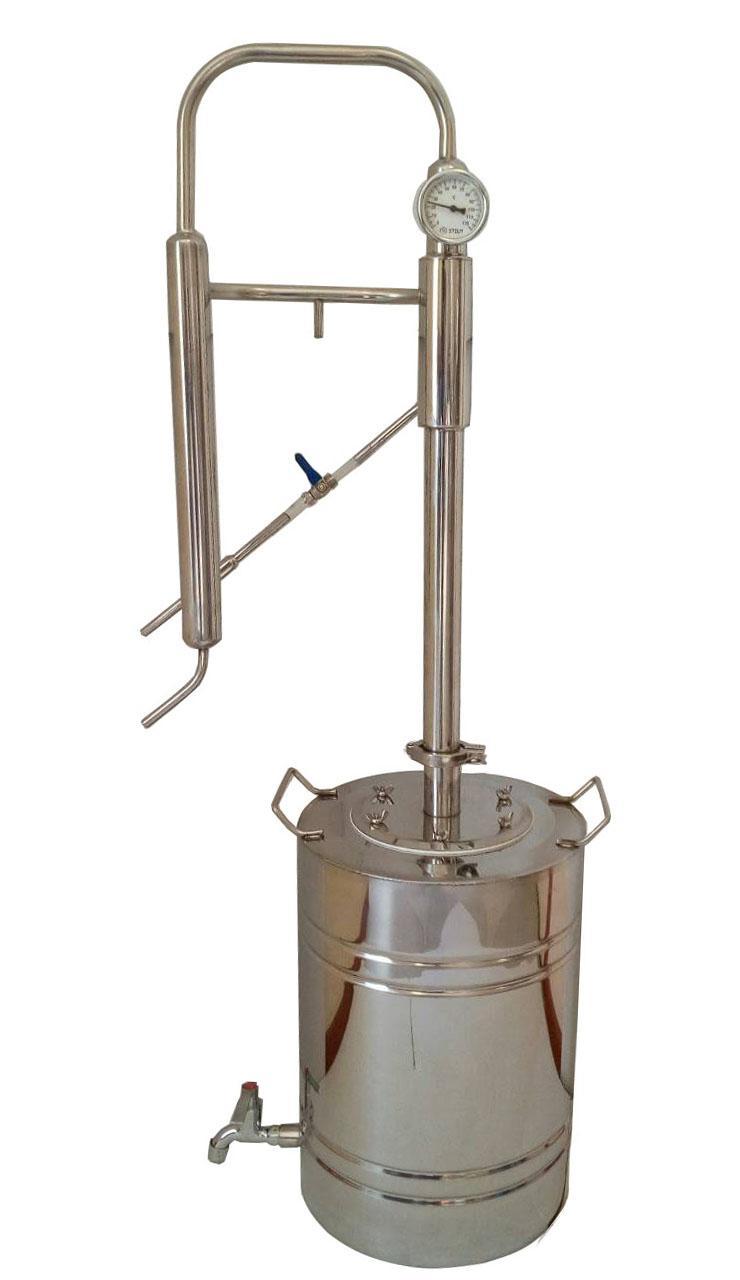 Дистиллятор колонного типа